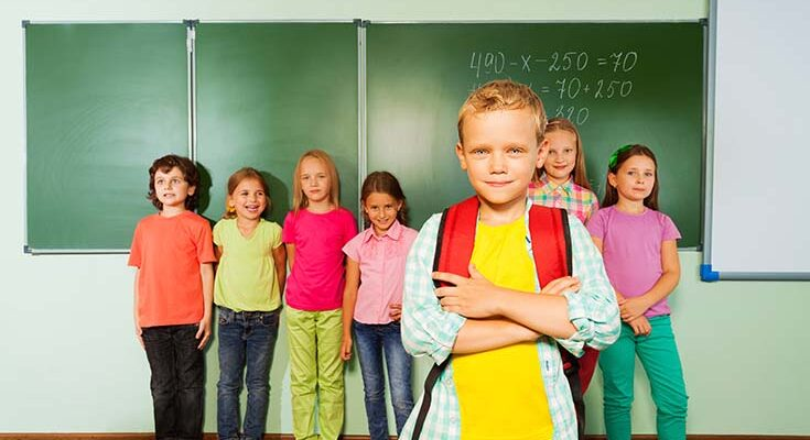 Быть самым популярным в классе