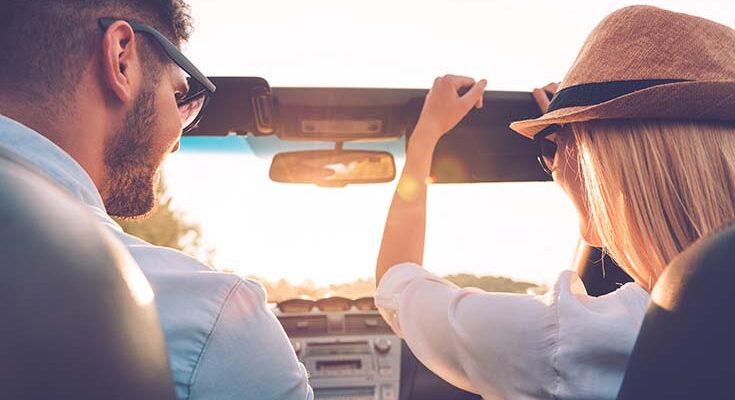 путешествуем в машине