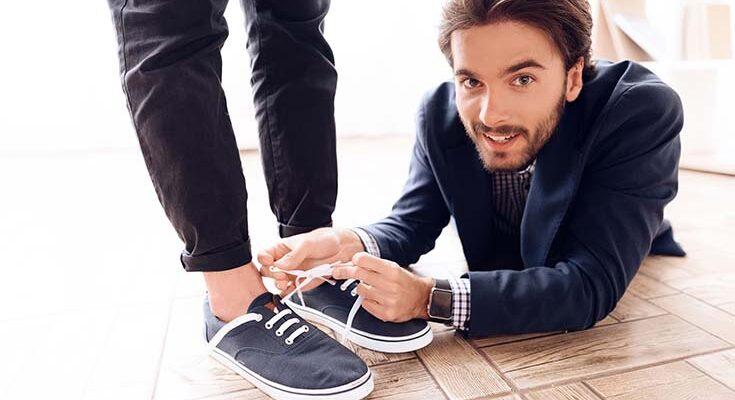 выбор кроссовок для занятий в спортзале