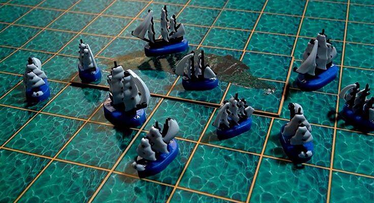 Рейтинг морских настольных игр