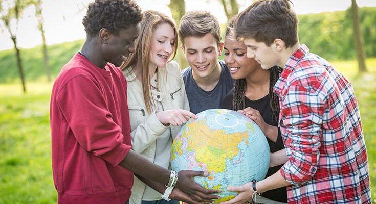 Международные программы обмена учениками