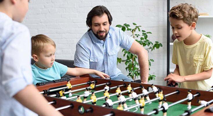 Настольные игры для самых маленьких