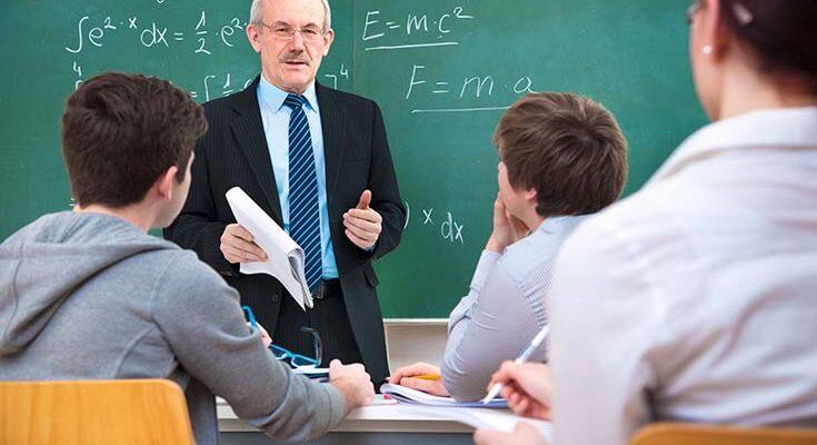 общий язык с преподавателем