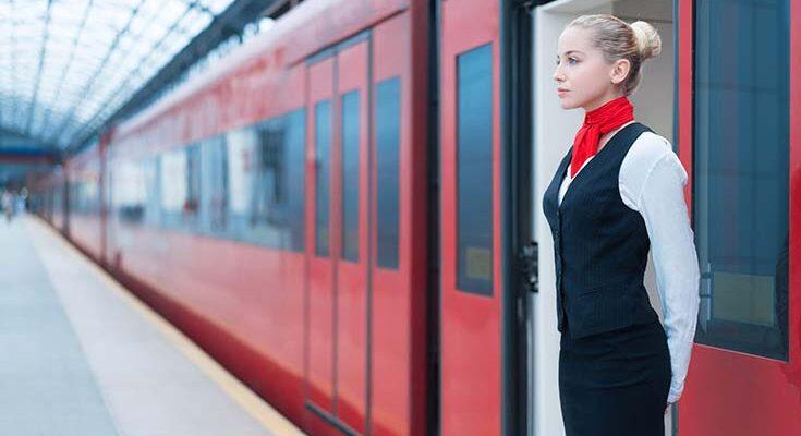 Поездки на поезде