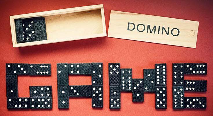 Разные игры с домино