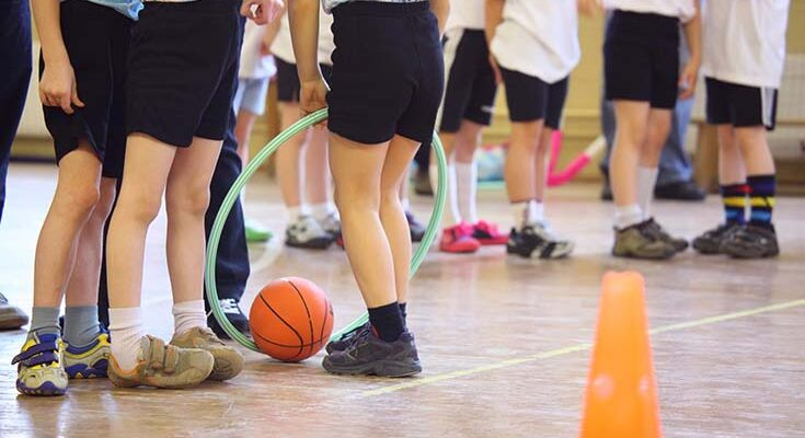 Школьные соревнования в спорте