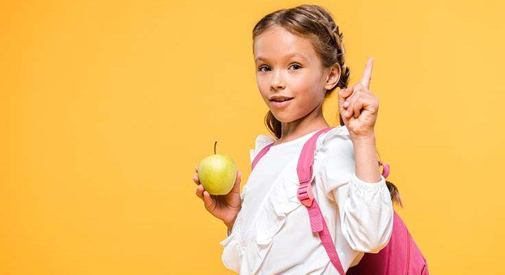 Школьные столовые или еда из дома