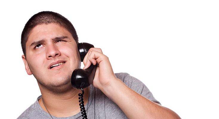 Телефонные розыгрыши